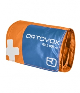 Ortovox FIRST AID ROLL DOC shocking orange