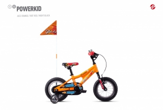 Ghost kolo POWERKID AL 12 K ORNG / RED/ BLK - 2019