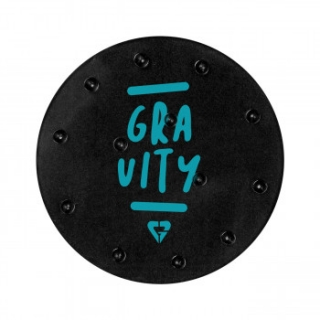 Gravity grip Vivid Mat black