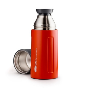 GSI Outdoors termoska Glacier Stainless Vacuum Bottle 500ml red