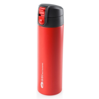 GSI Outdoors Glacier Stainless Microlite 500ml Red