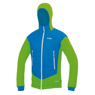 Direct Alpine bunda Impulse 1.0 blue/green - M