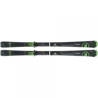 lyže set Rossignol Pursuit 600 Basalt NX12 16/17