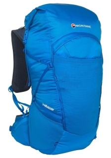 Montane batoh Trailblazer 30 eletric blue