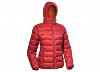 Warmpeace bunda Tacoma Lady mars red/orange - M