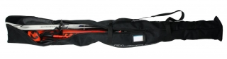 Blizzard Ski + XC bag for 2 pairs, black, 210 cm, 18/19