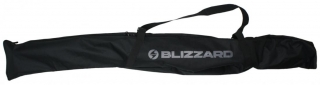 Blizzard Ski bag for 1 pair black/silver 160-180cm