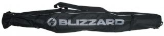 Blizzard Ski bag Premium for 2 pairs black/silver 160-190cm