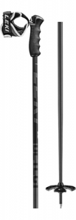 Leki hole Poles Detect S darkanthracite/black/white - 130cm
