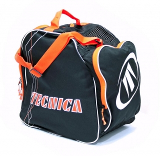 Tecnica skiboot bag Premium black/orange